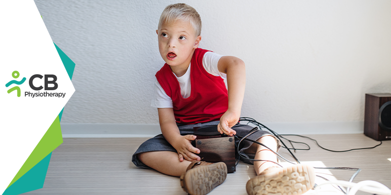 World Down Syndrome Day: Managing Gross Motor Skills via Physical Therapy