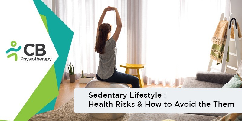 Sedentary Lifestyle: Health Risks & How to Avoid them.