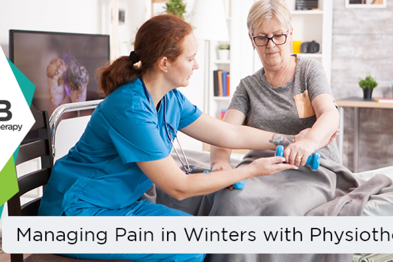 Managing Pain in Winters with Physiotherapy