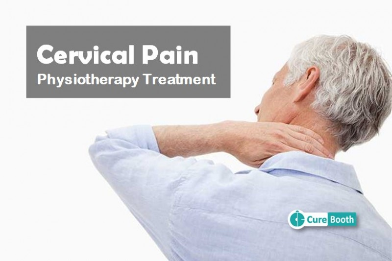 Cervical Spondylosis & How Physiotherapy Can Help