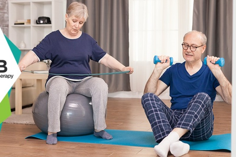 TOP 10 EXERCISES FOR MILD STROKE