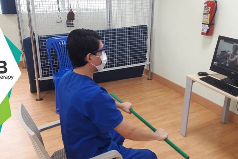 Role of Telerehabilitation in times of COVID-19