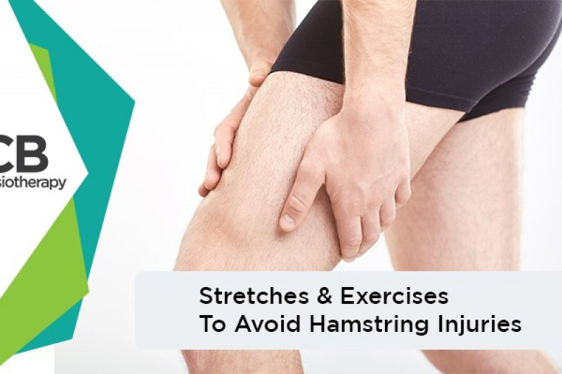 Top 10 Stretches & Exercises To Avoid Hamstring Injuries