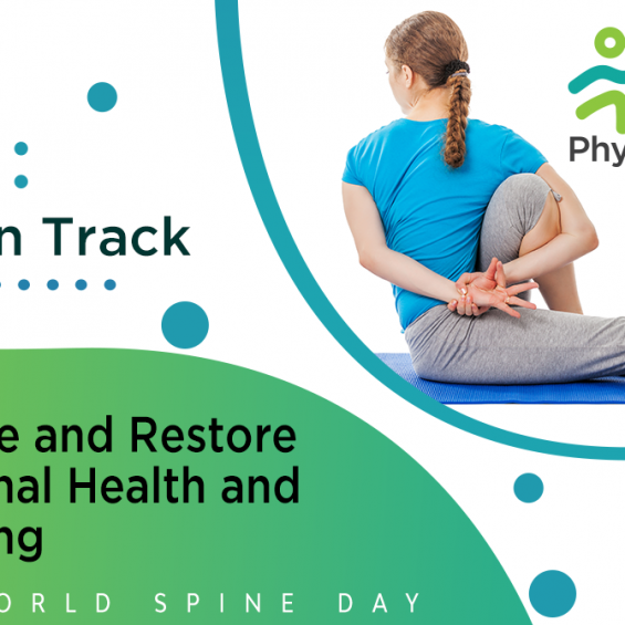 World Spine Day: Managing Spine Health with Physiotherapy