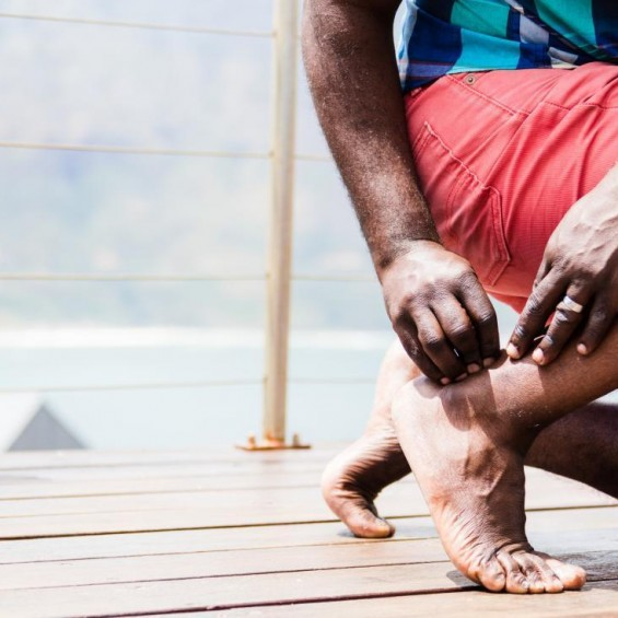 Achilles Tendon Rupture & How Physiotherapy Can Help?