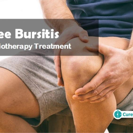 What is Knee Bursitis & How Physiotherapy Can Help?